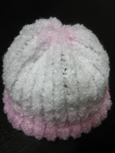 Jon made this hat!