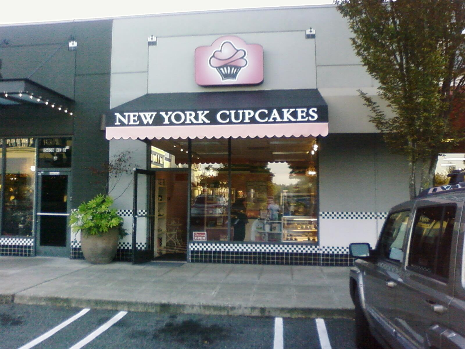 New York Cupcake