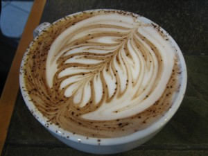 Meticulously crafted hot chocolate