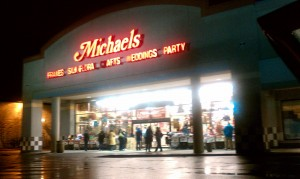 Wild times at Michael's!