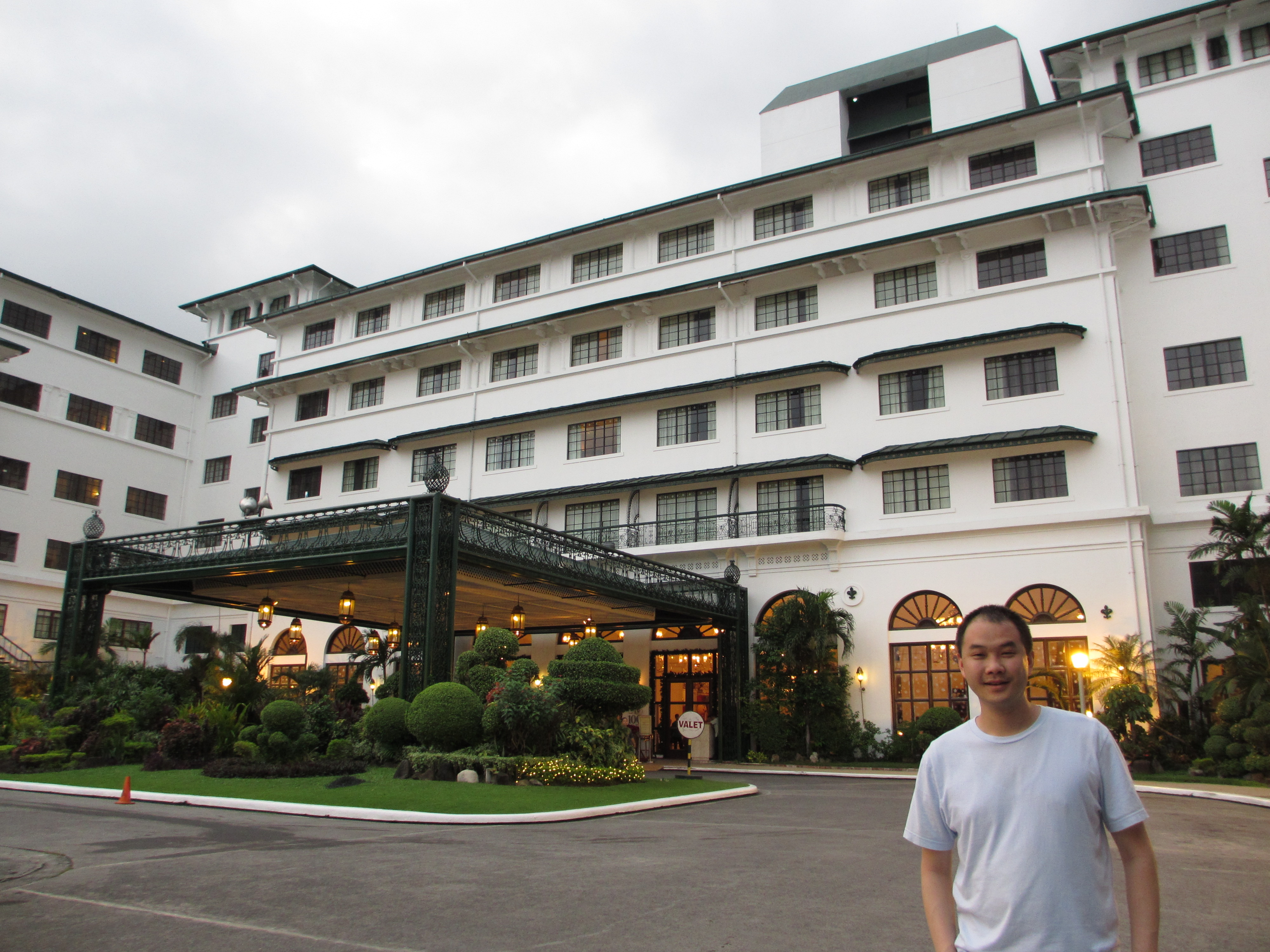Our stay at the historic Manila Hotel