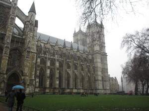 Abbey side