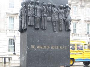 Women of WWII memorial